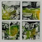 David Spurrier-Four Marches Landscapes-Etching copyright