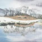 Lake District Watercolour
