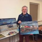 Rob Leckey, Artist