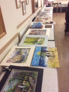 Kidderminster Art Society artwork